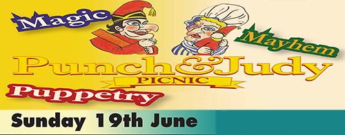 Punch and Judy Ballykeeffe Amphitheatre 2016